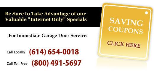Columbus Garage Doors Overhead Garage Door And Opener